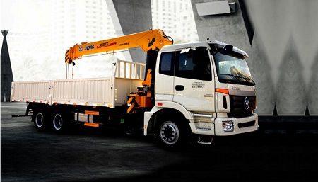 Xe cẩu 7 tấn XCMG – Chất lượng hàng đầu – Giá tốt nhất