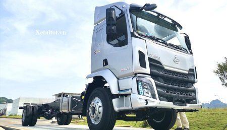 Xe tải 9 tấn Chenglong M3 (Euro 5) thùng dài 8m2