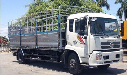 Xe tải thùng Dongfeng B170 hoàng huy 9.3 tấn (Euro 2)