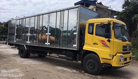 Xe tải Dongfeng Hoàng Huy B180 thùng dài 9m5 (Euro 5)