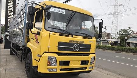 Xe tải Dongfeng B180 (Euro 5) thùng dài 7m5