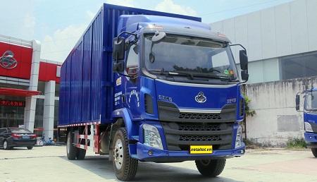 Xe tải Chenglong M3 tải trọng 9 tấn thùng dài 8m2