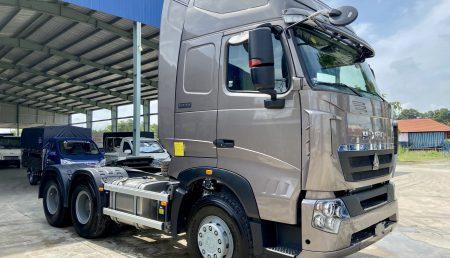Đầu kéo HOWO 380HP – 420HP giá rẻ nhất Việt Nam $$$